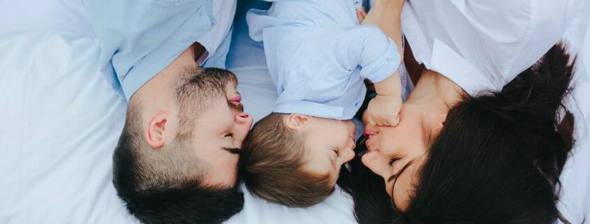 5 Top Tips to Help You Sleep like a Baby