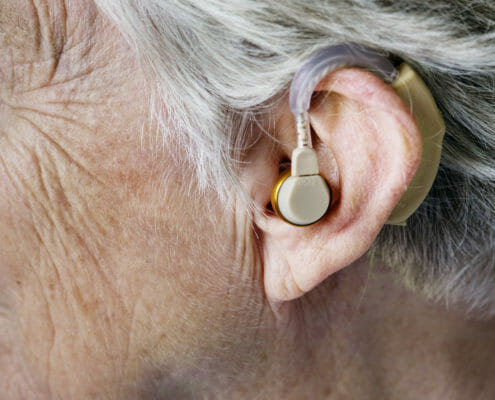 Electrosmog caused by Hearing Aids − Is your health in danger