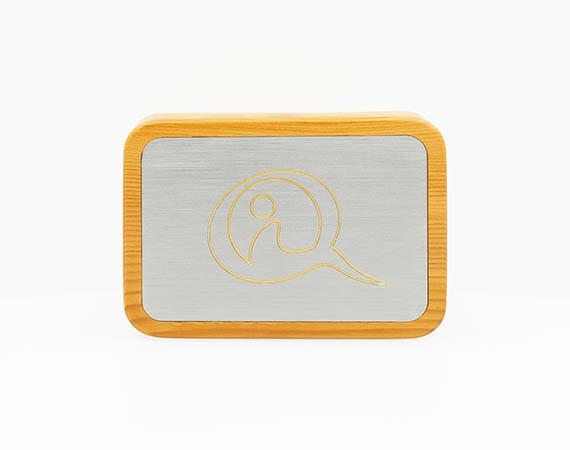 Das Qi Mobile Eibe - zertifiziert Schutz vor E-Smog