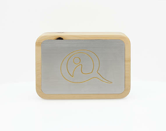 Das Qi-Mobile Zirbe - schützt nicht nur vor WLAN-Strahlung