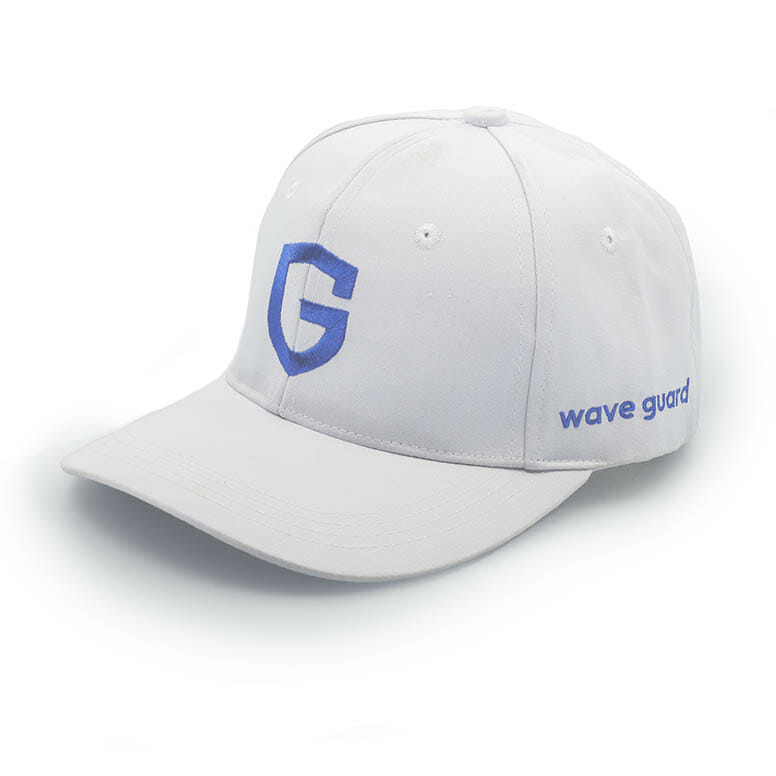 product shot waveguard cap white