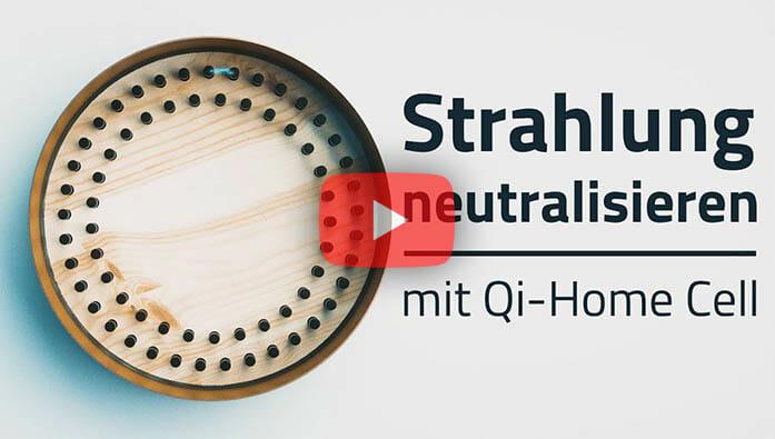 So neutralisiert die Qi Technologie Strahlung