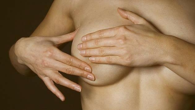 Die Brust selbst abtasten, Vorsorge Brustkrebs
