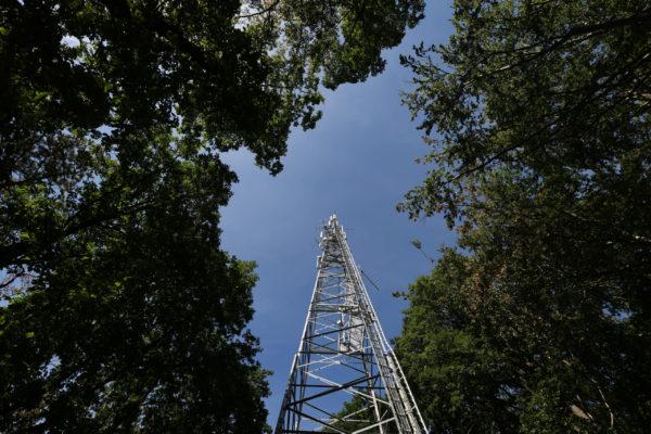Funkmasten und Mobilfunknetze - Wie groß ist Ihre EMF-Belastung