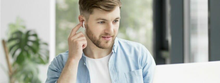Bluetooth-Kopfhörer und Gesundheit – Wie schädlich sind AirPod & Co