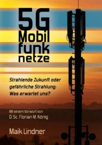 5G-Mobilfunknetze_Buchcover, Maik Lindner